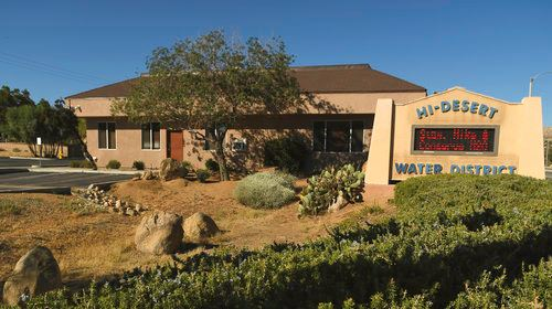 Hi-Desert Water District Office